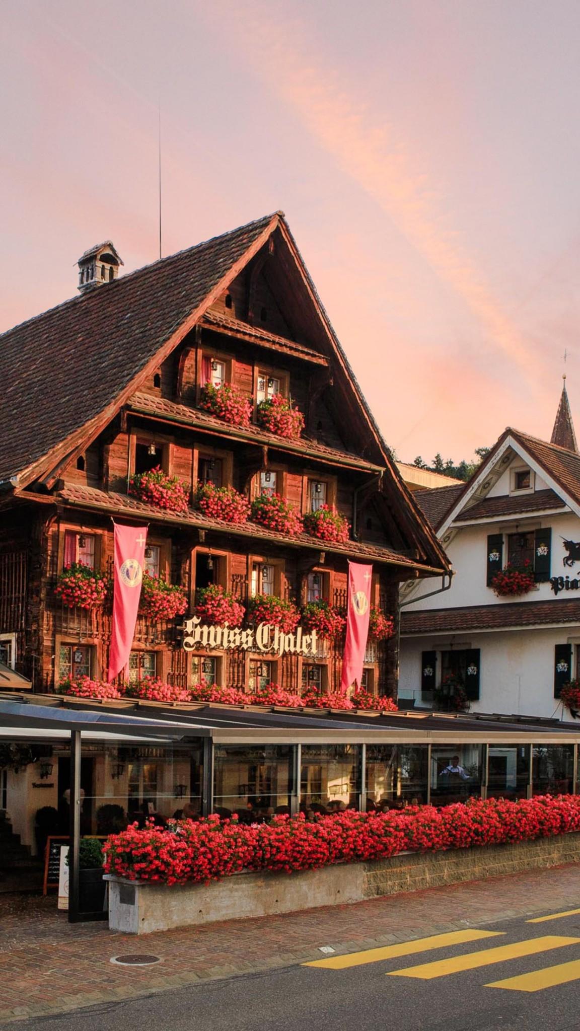Swiss Chalet Merlischachen Hotel Conference Center